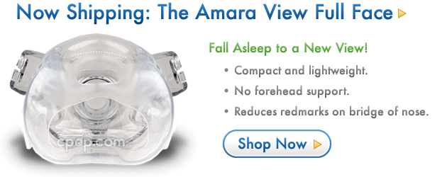 Now Shipping: The Amara View Full Face