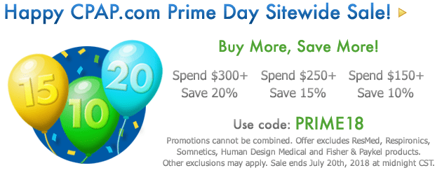 Prime Day Sitewide Sale