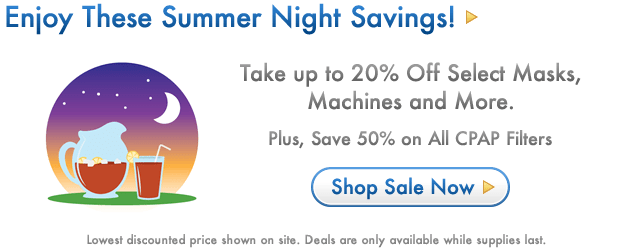 Summer Night Flash Sale