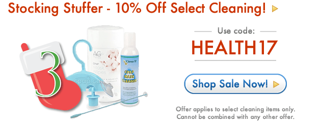 10% Off Select Cleaning + Free Ground Shipping with code HEALTH17